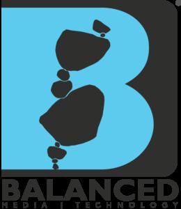 BALANCED Media | Technology Logo
