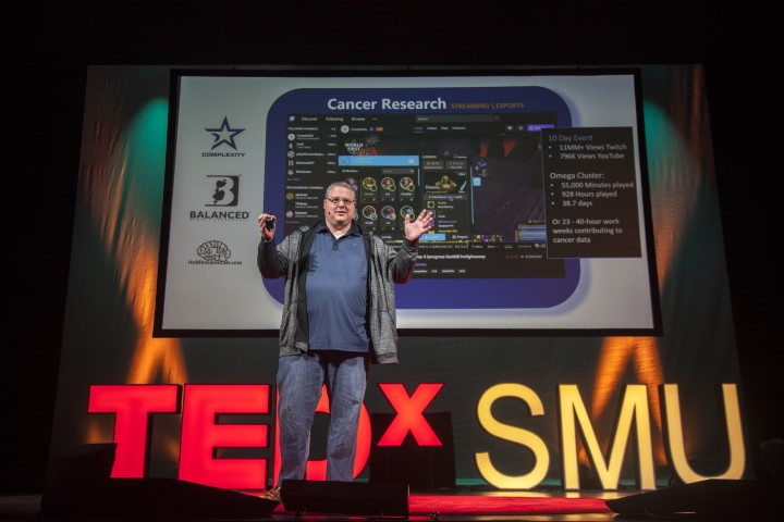 Corey Clark Speaks at TEDx