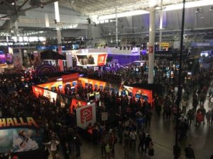 From the floor of PAX East 2018