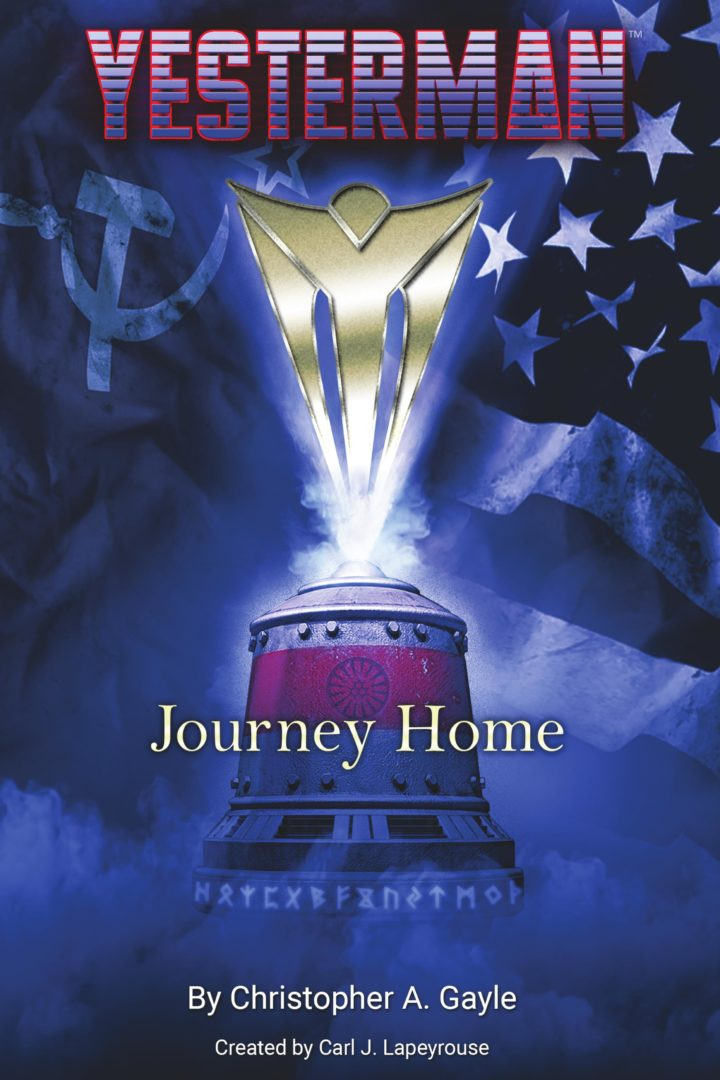 Yesterman: Journey Home Book Cover